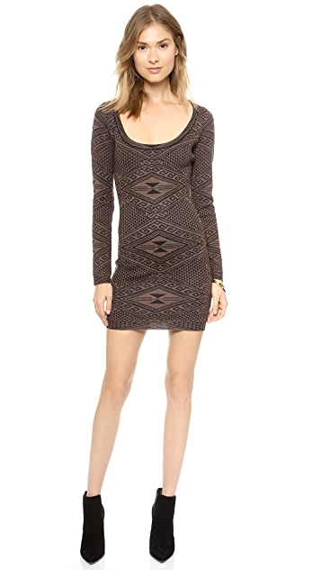 Rachel Pally Sweater Mini Dress