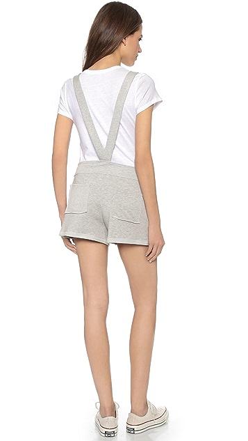 Rachel Pally Hugh Overall Shorts