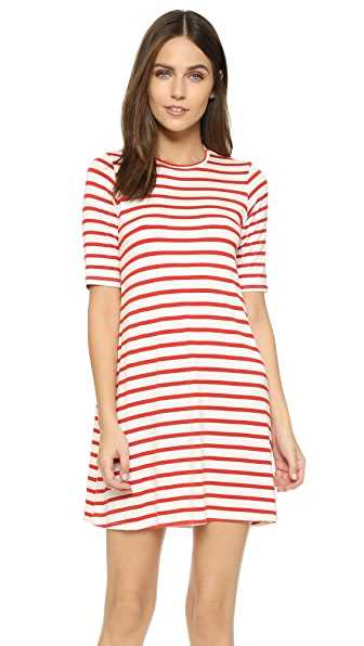 Rachel Pally Kirke Dress - Caliente Stripe
