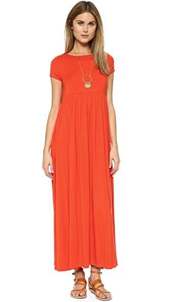 Rachel Pally Christopher Maxi Dress - Caliente
