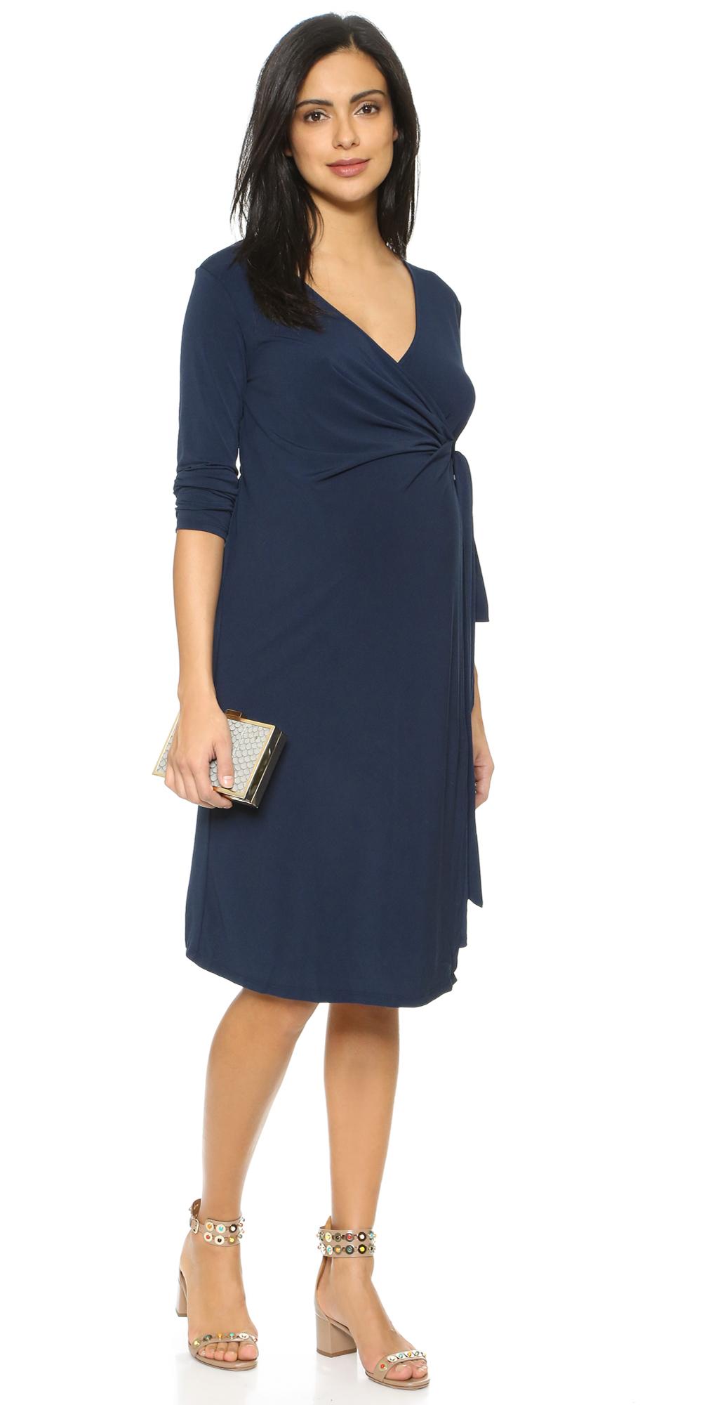 Rosie pope maternity wrap dress shopbop rosie pope maternity wrap dress ombrellifo Images