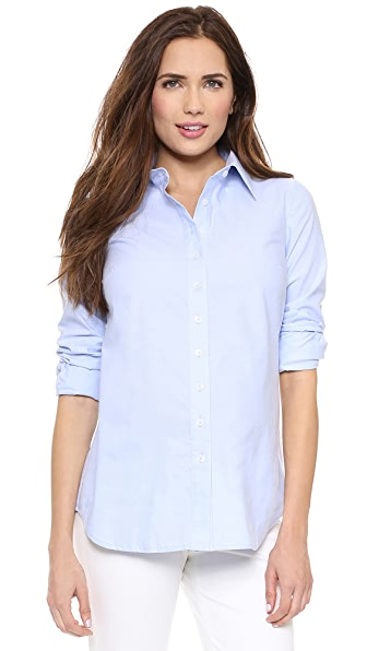 Rosie Pope Classic Maternity Shirt at Shopbop