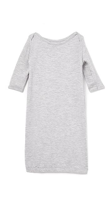 Rosie Pope Nursing Slip, Wrap & Baby Gown Set