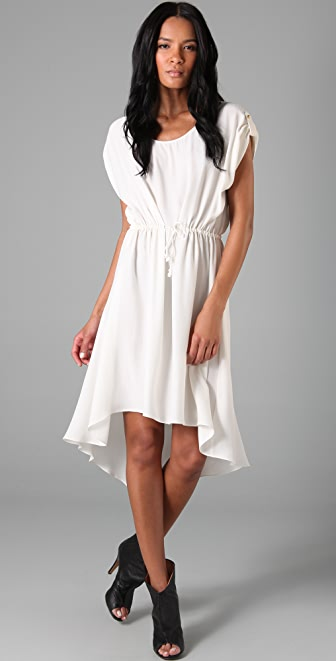 Robert Rodriguez Handkerchief Dress