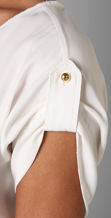Robert Rodriguez Handkerchief Dress