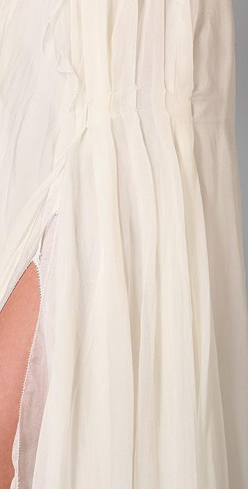 Robert Rodriguez Ruffle Dress