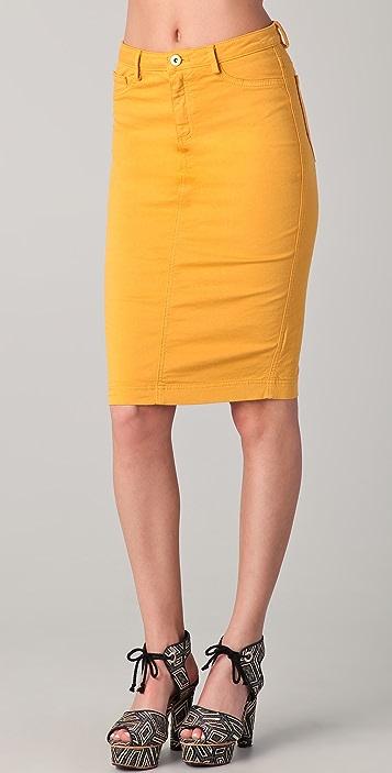Robert Rodriguez Pencil Skirt