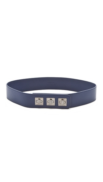 Robert Rodriguez Locked & Loaded Skinny Belt