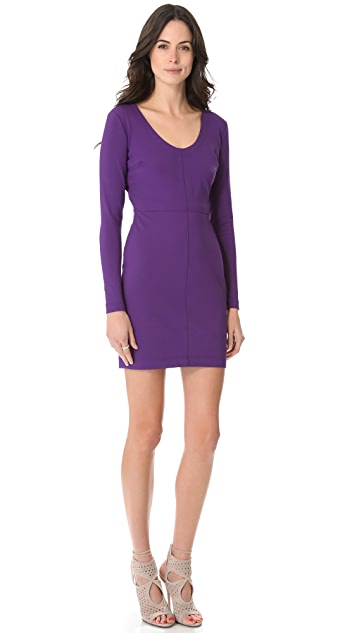 Robert Rodriguez Slim Mini Dress