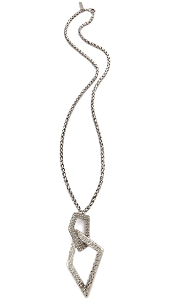 Robert Rodriguez Mixed Link Necklace