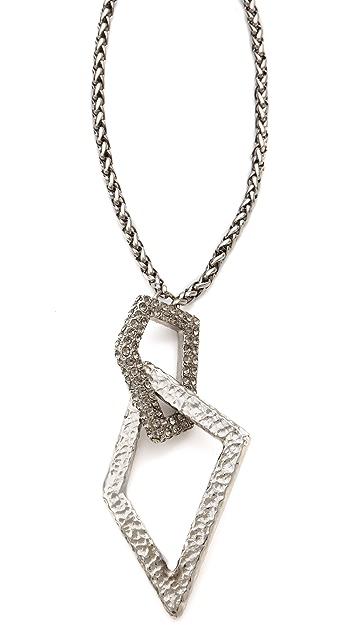 Robert Rodriguez Mixed Link Necklace