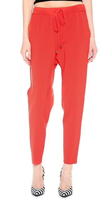 Robert Rodriguez Tech Suiting Track Pants