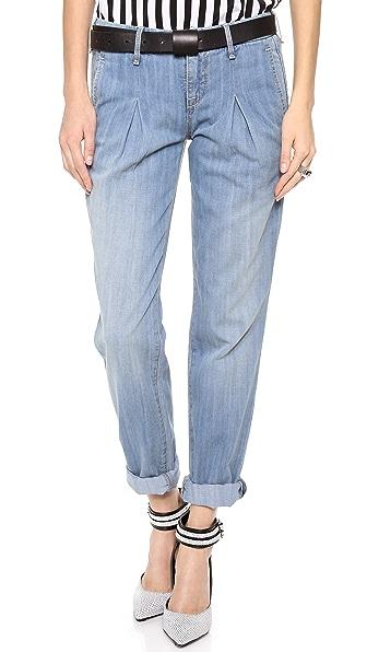 Robert Rodriguez R-N-D Denim Silver Screen Slim Chino Jeans