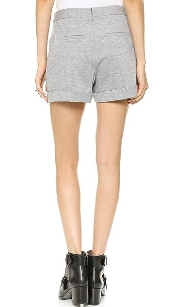 Robert Rodriguez Jersey Dress Shorts