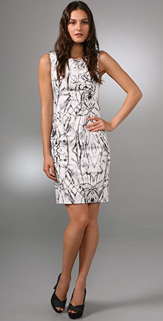 Rachel Roy Structured Dress