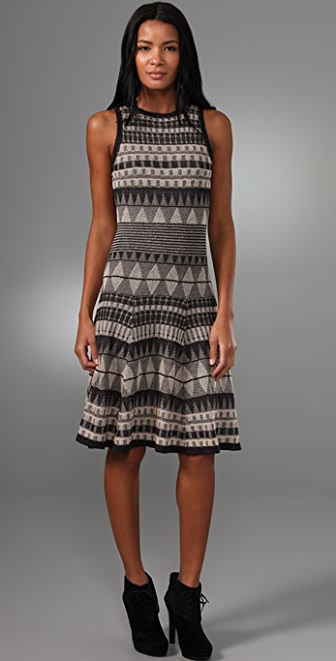 Rachel Roy Sleeveless Knit Dress