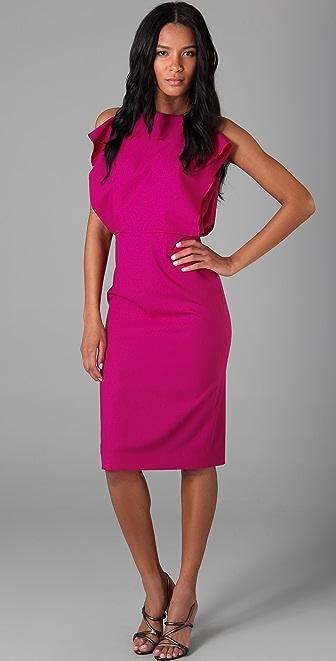 Rachel Roy Fold Front Dress