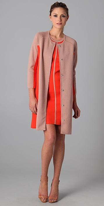 Rachel Roy Knit Coat