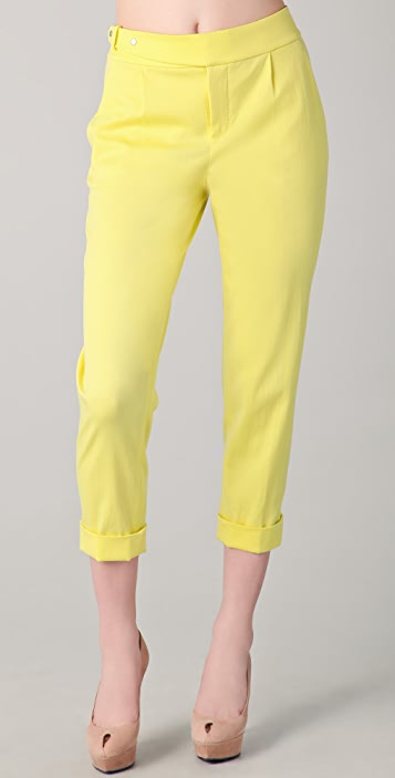 Rachel Roy Cropped Pants