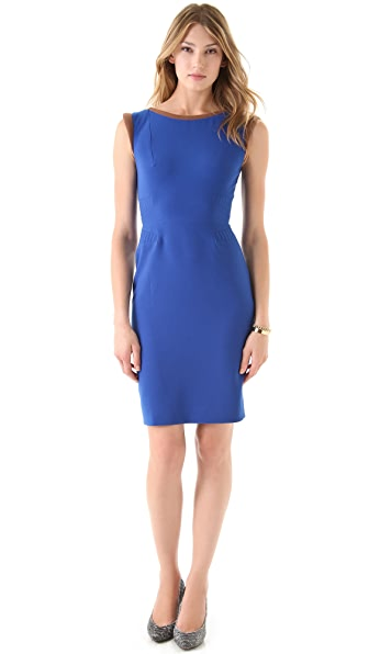 Rachel Roy Quilted Shift Dress