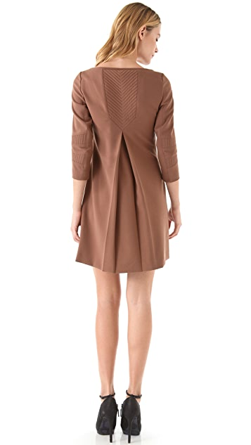 Rachel Roy Quilted Tunic Dress