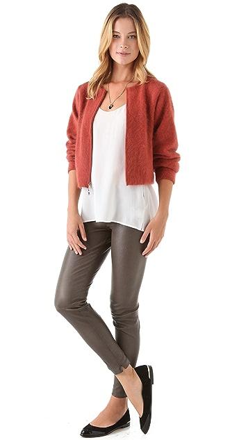 Rachel Roy Angora Jacket