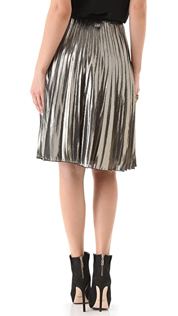 Rachel Roy Sunburst Skirt