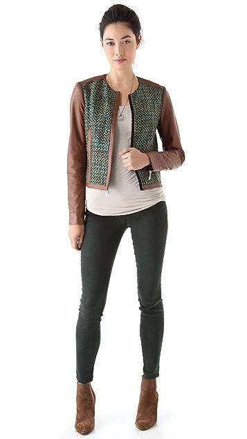 Rachel Roy Tweed Jacket
