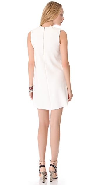 Rachel Roy Scallop Dress