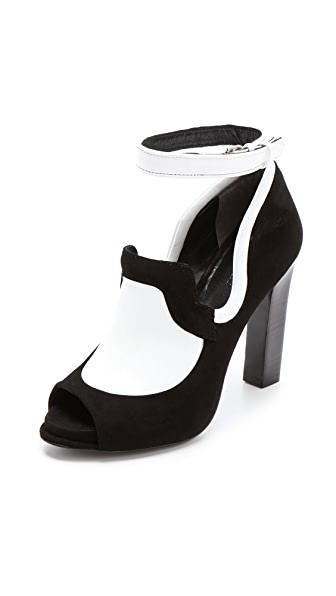 Rachel Roy Fabiola Peep Toe Pumps