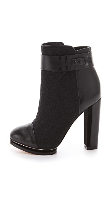 Rachel Roy Echo Quilted Booties