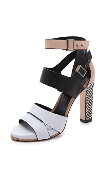 Rachel Roy Fawn Ankle Strap Sandals