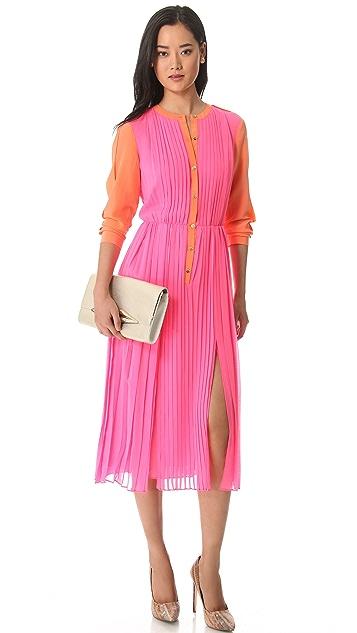 Rachel Roy Pleated Dress