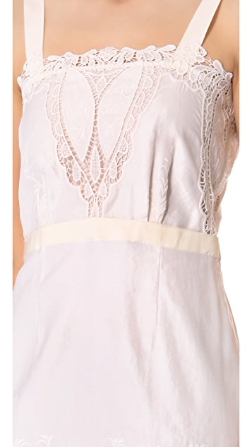 Rachel Roy Eyelet Dress