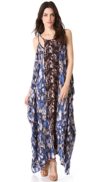 Rachel Roy Double Strap Gown