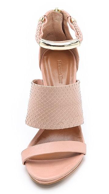 Rachel Roy Pavla Two Band Sandals
