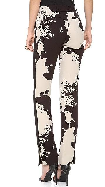 Rachel Roy Hide Print Pants