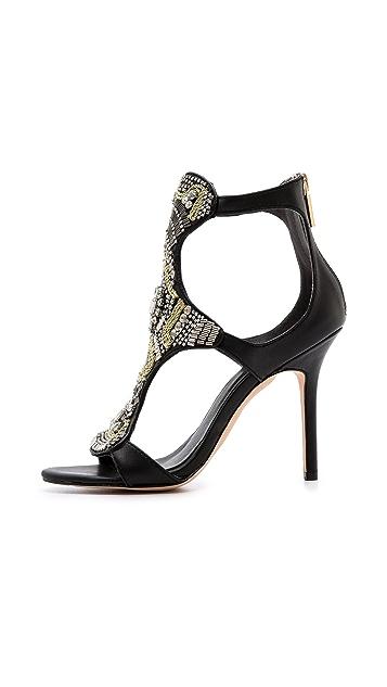 Rachel Roy Lani Embellished Sandals