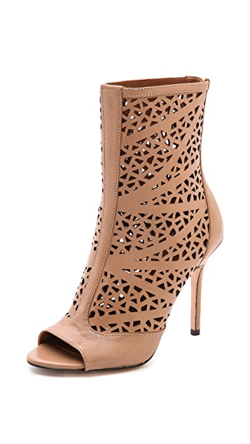 Rachel Roy Lexington Perforated Booties
