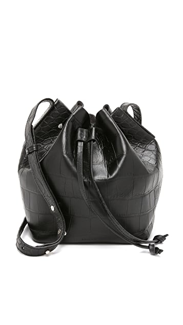 Rachael Ruddick Beach Bucket Bag