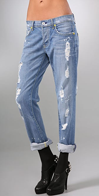 Rich & Skinny Vintage Love Boyfriend Jeans