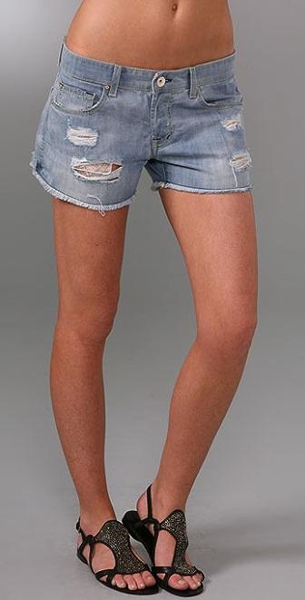 Rich & Skinny Lover Denim Shorts