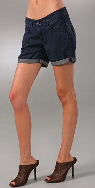 Rich & Skinny Bloomie Denim Shorts