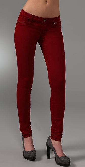 Rich & Skinny Legacy Zip Legging Jeans