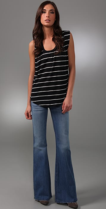 Rich & Skinny Bikini Flare Jeans