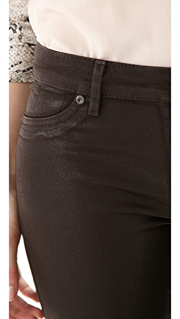 Rich & Skinny Legacy Leather Look Jeans