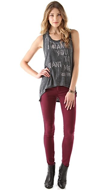 Rich & Skinny Legacy Color Stretch Jeans