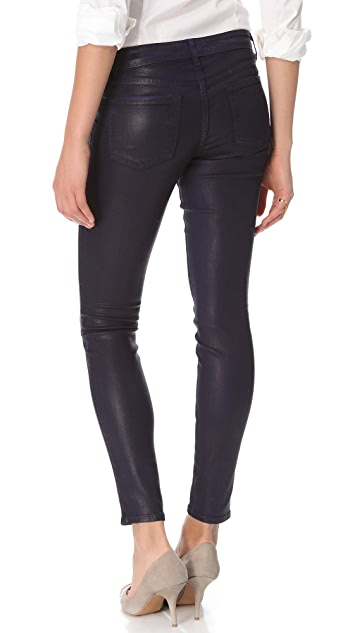 Rich & Skinny Coated Legacy Jeans