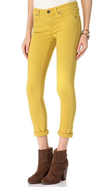 Rich & Skinny Ankle Roll Jeans