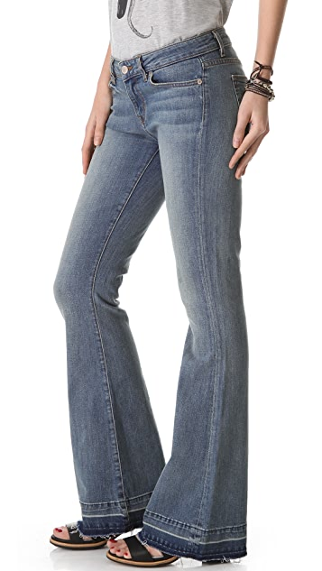 Rich & Skinny Santiago Flare Jeans